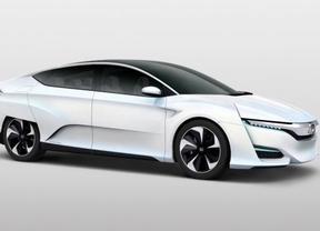 Honda desvela su nuevo 'concept' de pila de combustible, el FCV Concept