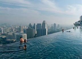 Mallorca y Singapur tienen las piscinas más originales del mundo