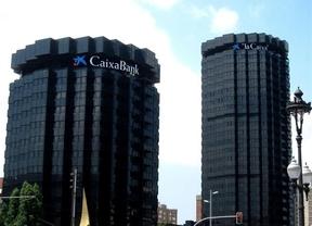 Caixabank duplica beneficios con 375 millones hasta marzo tras sumar las cuentas de Barclays