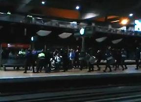 25-S: la Dirección de la Policía abre una investigación a los antidisturbios de Atocha