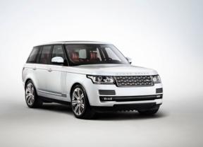 Nueva versión del Range Rover