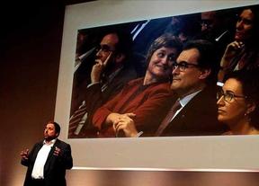 Junqueras no acepta las lista única de Mas, pero sí actos de campaña conjuntos