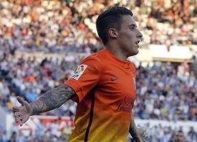 Tello lidera a una Barça B que se da un festín en Zaragoza (0-3)
