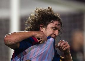 Puyol desmiente su salida del Barça: