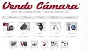 Vendocámara es la única WEB de España especializada en anuncios gratis de material fotográfico de segunda mano