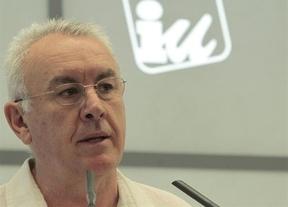 Cayo Lara, respaldado por el Consejo Político Federal de IU