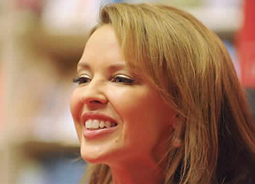 Kylie Minogue se retira temporalmente de la música