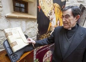 La parroquia de Santo Tomé edita un facsímil limitado con la partida de defunción de El Greco