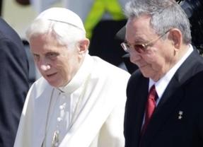 El Papa le recuerda a Raúl Castro