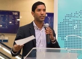Luis David Sena, un dominicano que busca impulsar el desarrollo del país