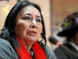 Denuncian que ministra de la Mujer tiene juicio en agravio del Estado