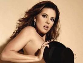 Alicia Machado desmiente que interpretará a una transexual