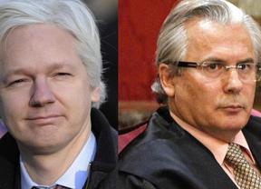 Garzón exige un salvoconducto para Assange