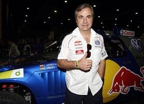 Carlos Sainz no entiende de jubilaciones y se apunta de nuevo al Dakar