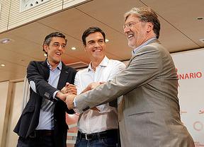 Muchas cábalas y algún que otro golpe bajo en la recta final de la campaña del PSOE