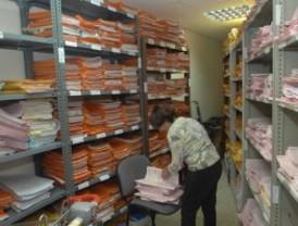 La Policía Nacional investiga un posible robo en la oficina de Fiscalía