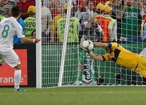 Los penaltis entre España y Portugal rompen el récord histórico de espectadores
