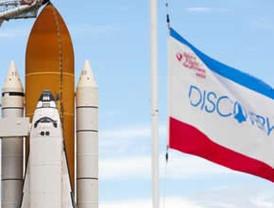Posponen el último viaje del Discovery será hasta febrero