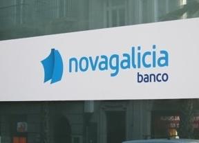 Novagalicia presenta la marca EVO Banco, que operará fuera de Galicia, Asturias y León