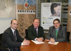 Globalcaja y Procecam firman un convenio en pro de mejorar los cultivos de la cebolla