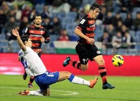 El Celta logra sus primeros puntos de la temporada fuera de casa al vencer al Zaragoza (0-1)