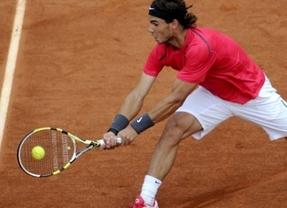 Roland Garros: tras el miércoles mágico de Muguruza, turno para la armada masculina con su capitán Nadal al frente
