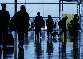 Aena pierde casi un 5% de pasajeros hasta septiembre