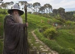Wellington se proclama el centro de la Tierra Media para el estreno de 'El hobbit'