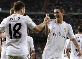 Un Madrid sin Ronaldo no tira la toalla liguera: fácil goleada a un Almería asustado (4-0)