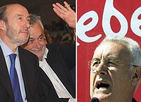 Algunos ya prevén una oleada de alianzas entre el PSOE e IU para desbancar al PP en autonomías y ayuntamientos