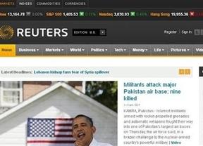 Reuters News fue 'hackeada' con una publicación falsa