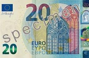 ¿Está preparado para la salida de los nuevos billetes de 20 euros?