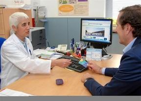Los médicos ya han emitido 11,6 millones de recetas electrónicas en Castilla-La Mancha