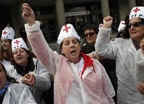 Madrid, zona de huelgas y protestas: el centro del país, un polvorín contra los recortes