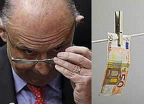 El Gobierno 'legaliza' el blanqueo de dinero de forma sistemática aunque proceda del extranjero