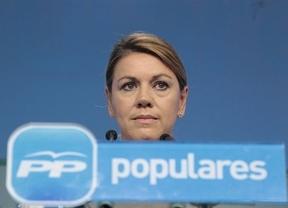 El 71% de los españoles cree que Cospedal financió su campaña autonómica con una supuesta comisión de Sacyr