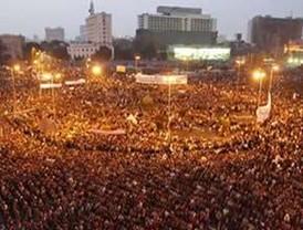 Más de 1500 heridos y 3 muertos deja el enfrentamiento en la plaza Tahrir, Egipto