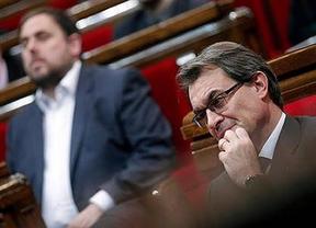 ERC echa un 'órdago' a Artur Mas para que acelere el plan de consulta soberanista