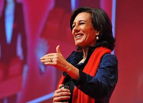 El Santander, entre las entidades más fuertes del mundo, aumenta sus beneficios un 32%