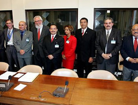 Elogios a Evo Morales