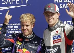Otro desastre de inicio: Fernando Alonso saldrá quinto en Italia tras otra 'pole' de Vettel
