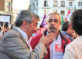 Ante la 'pasividad' de la federación madrileña, IU 'toma las riendas' para expedientar a Pérez y Gordo