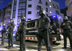 Madrid, 'atestada' de antidisturbios ante las manifestaciones del 23-O y del resto de la semana