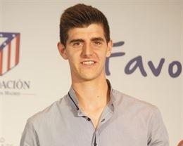 El padre de Courtois desmiente que el meta belga del Atlético vaya a fichar por el Real Madrid