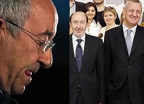 Caldera tiene la carta del gobernador del Banco de España; Rubalcaba lo desconoce
