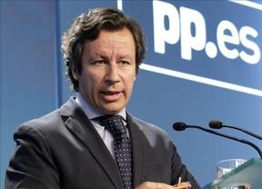 Floriano piensa que Podemos se ha financiado con el dinero de Monedero