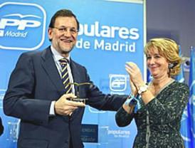Rajoy, incapaz de controlar las ansias de sus barones territoriales