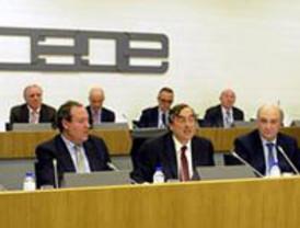 Rosell coloca a personas afines en las 9 vicepresidencias de la CEOE