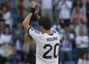 Higuaín confirma su intención de abandonar el Madrid: