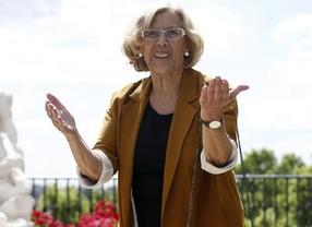 El programa que quiere aplicar 'Ahora Madrid' si Carmena se convierte en alcaldesa